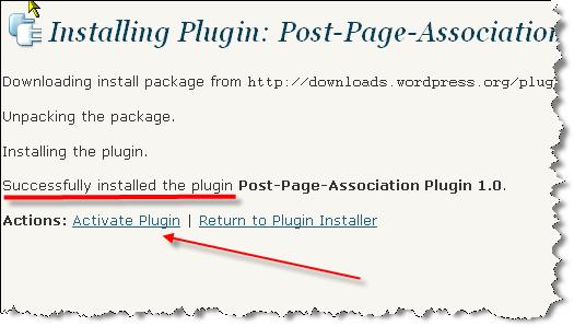 pjCheviot WordPress Plugin Installed Successfully