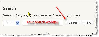pjCheviot Search WordPress Plugins